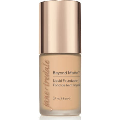 Jane Iredale Beyond Matte Liquid Foundation - M4