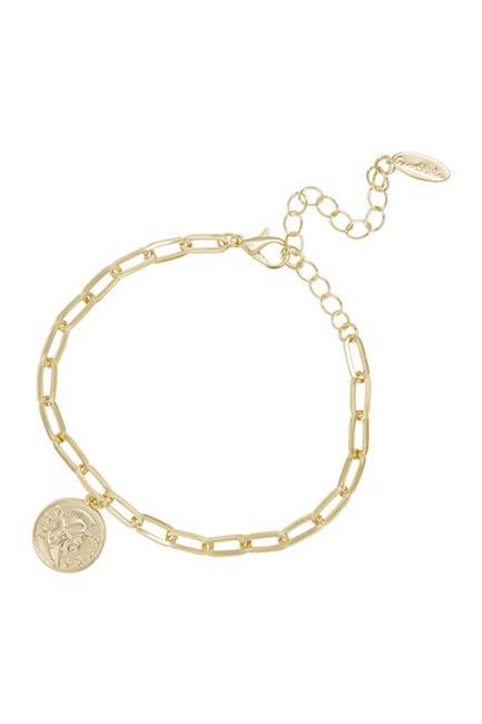 Image of Ettika Simple Coin Chain Bracelet