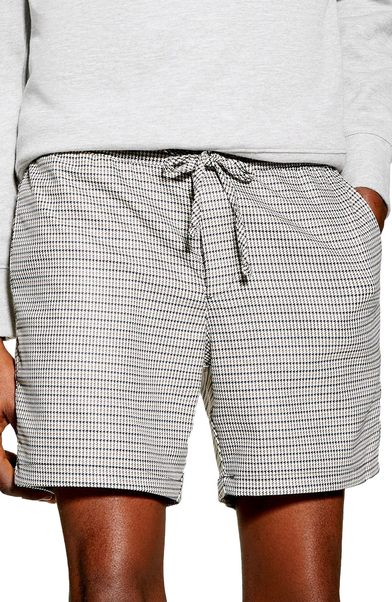 Puptooth Pull-On Shorts, Main, color, GREY MULTI