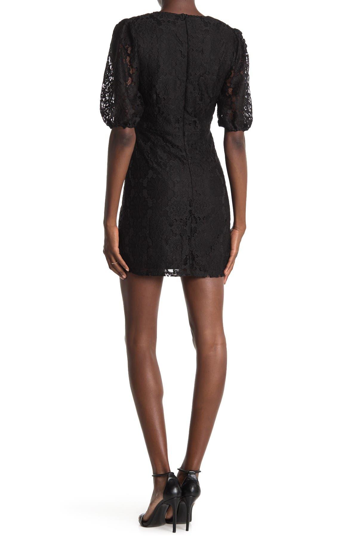 NSR | Harlow Lace Mini Dress | Nordstrom Rack
