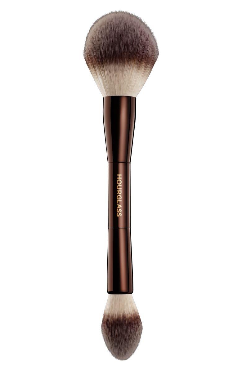 HOURGLASS Veil Powder Brush, Main, color, NO COLOR