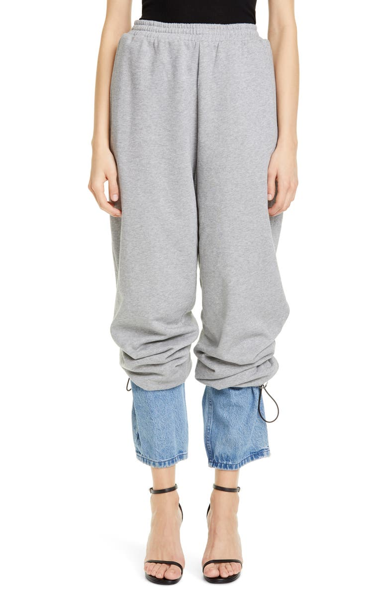 Denim Cuff Track Pants by Y/Project