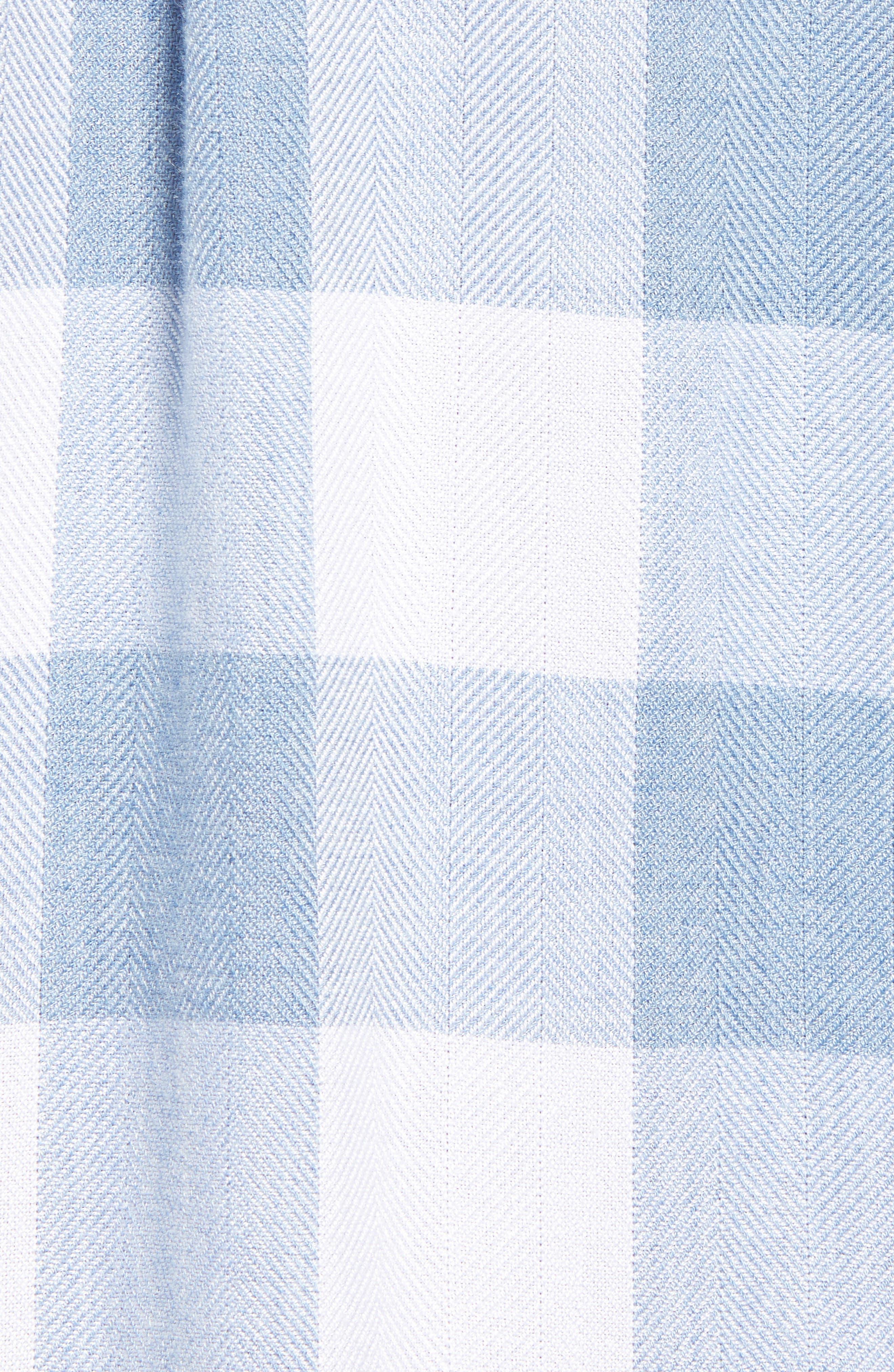 ,                             Hunter Plaid Shirt,                             Alternate thumbnail 115, color,                             424