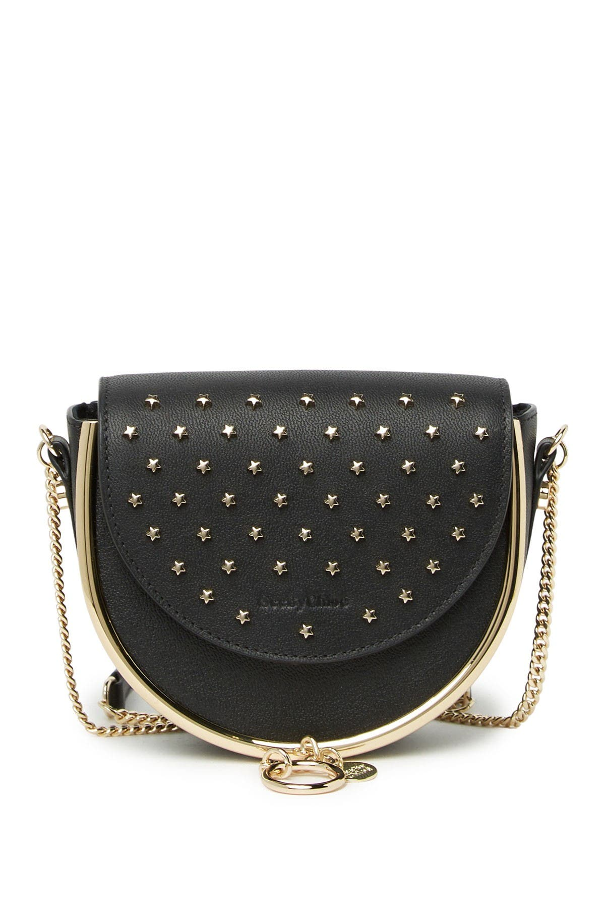 Image of See By Chloe Mady Studded Crossbody Bag