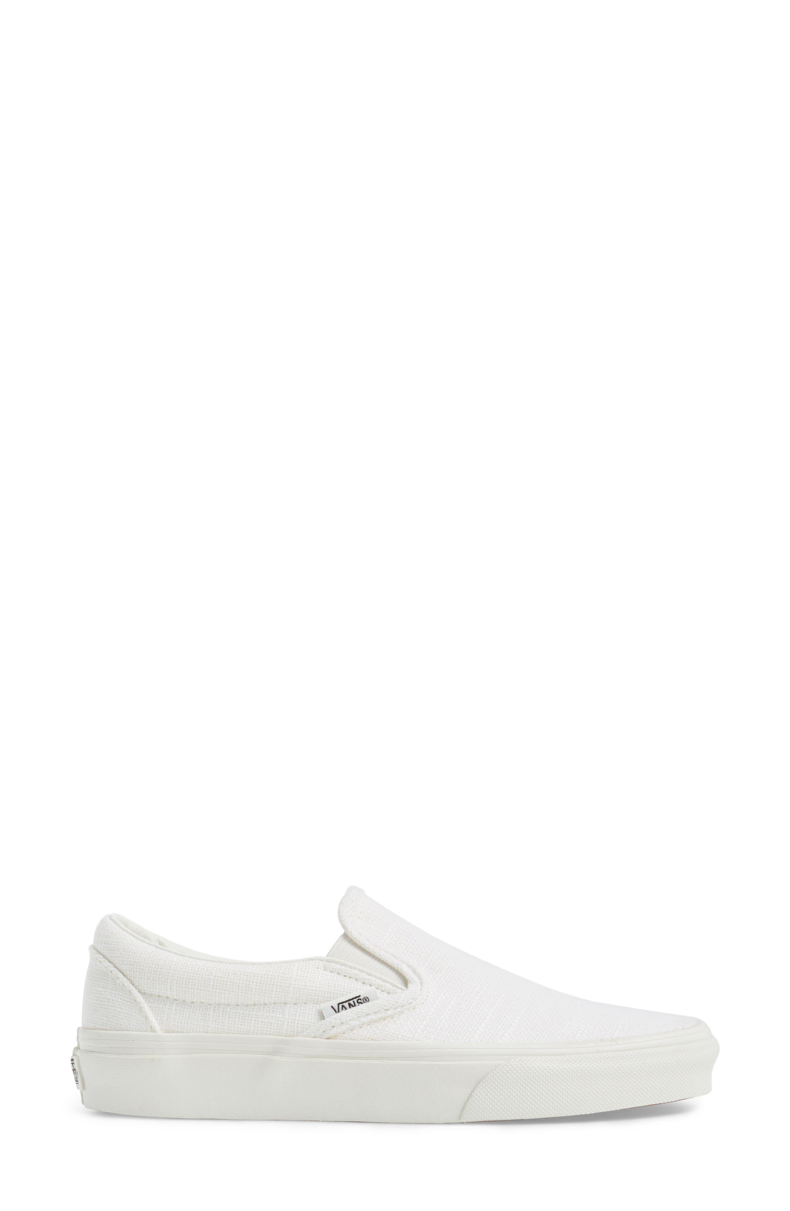 ,                             Classic Slip-On Sneaker,                             Alternate thumbnail 398, color,                             653