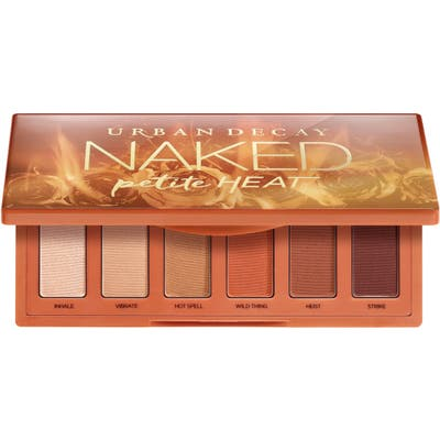 Urban Decay Naked Petite Heat Eyeshadow Palette - No Color