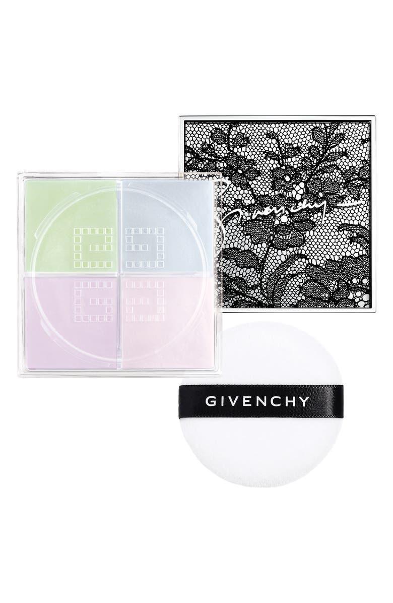 GIVENCHY Couture Prisme Libre Finishing & Setting Powder, Main, color, NO COLOR