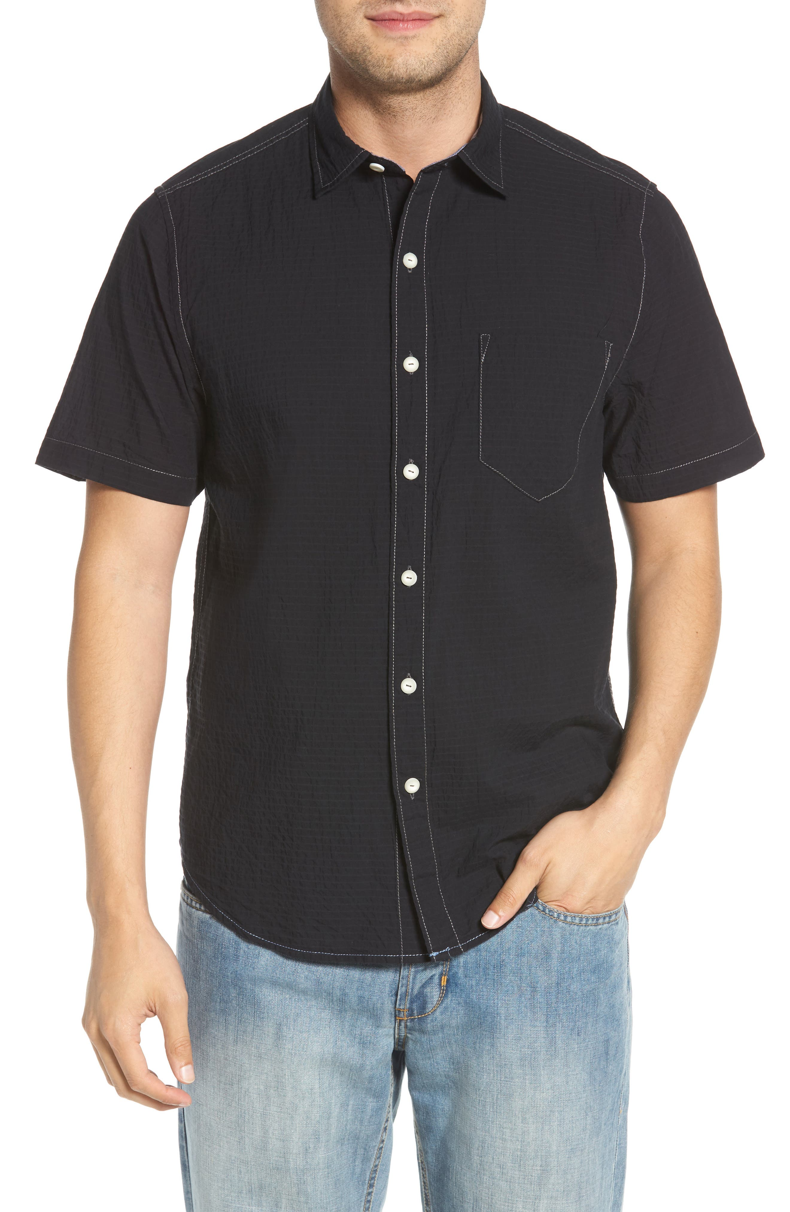 Image of Tommy Bahama The Salvatore Standard Fit Sport Shirt