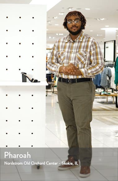 Imbros Block Heel Sandal, sales video thumbnail