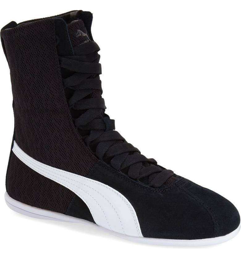 ab3ea47729e77 'Eskiva Hi Textured' Tall Sneaker Bootie