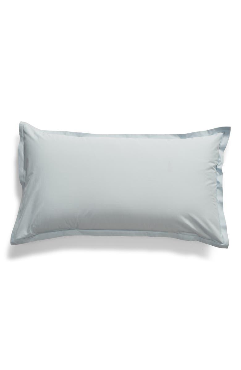 MATOUK Luca Pillow Sham, Main, color, POOL
