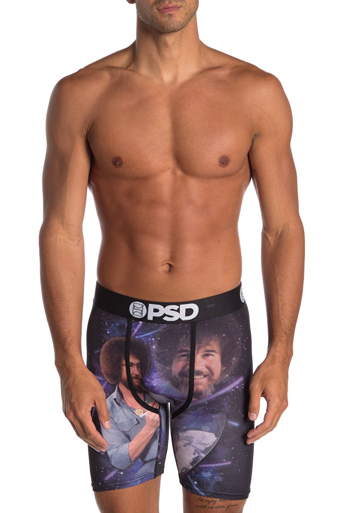 Image of PSD Laser Bob Boxer Briefs