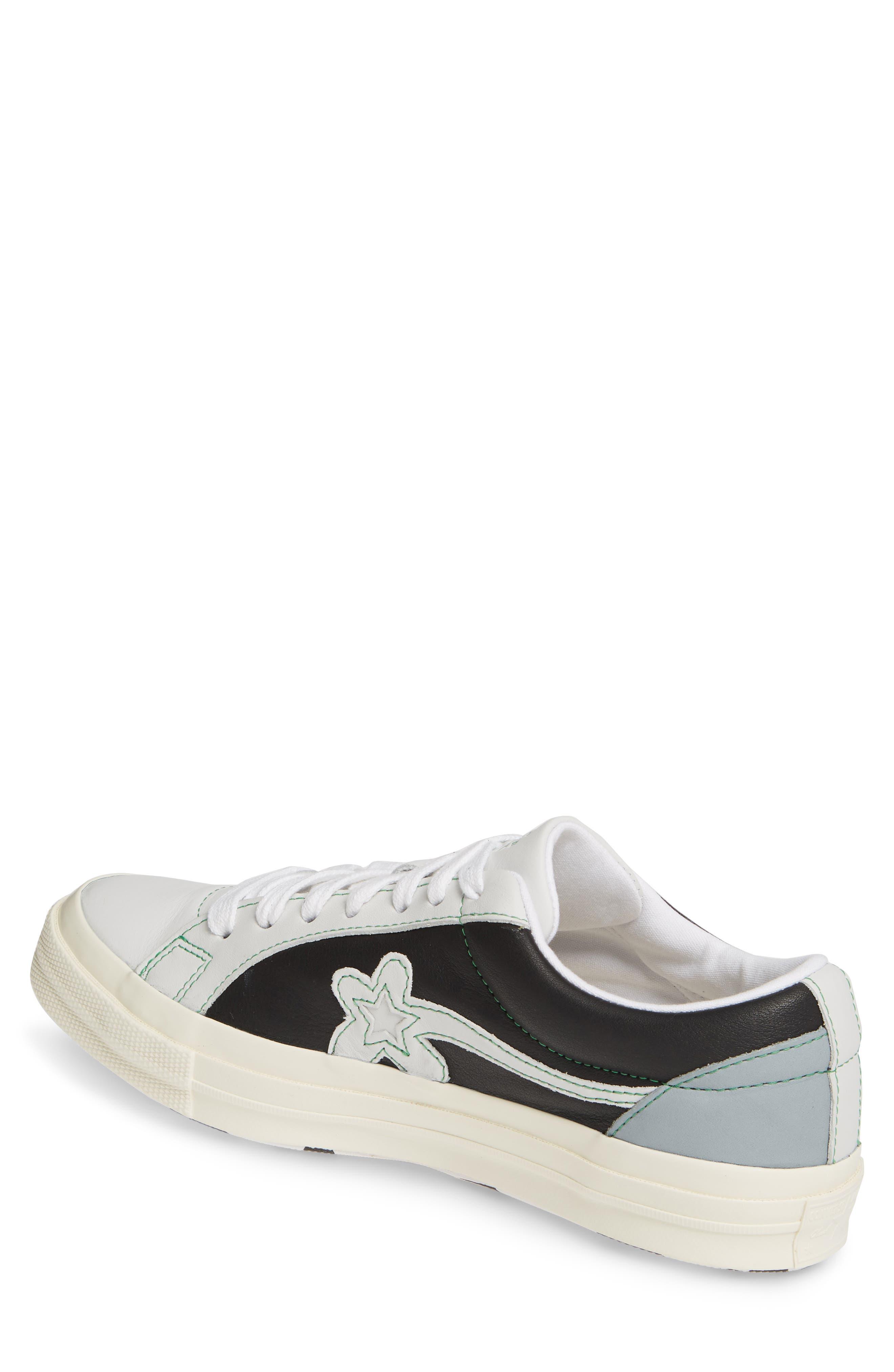 ,                             x GOLF le FLEUR Ox Sneaker,                             Alternate thumbnail 8, color,                             497