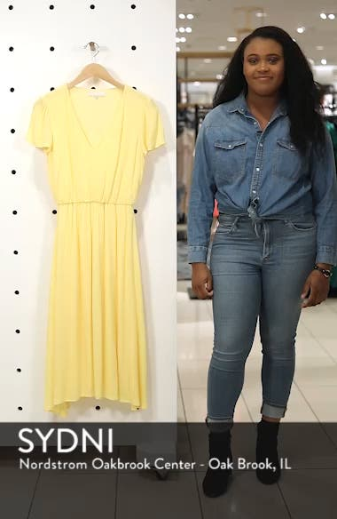 Blouson Midi Dress, sales video thumbnail