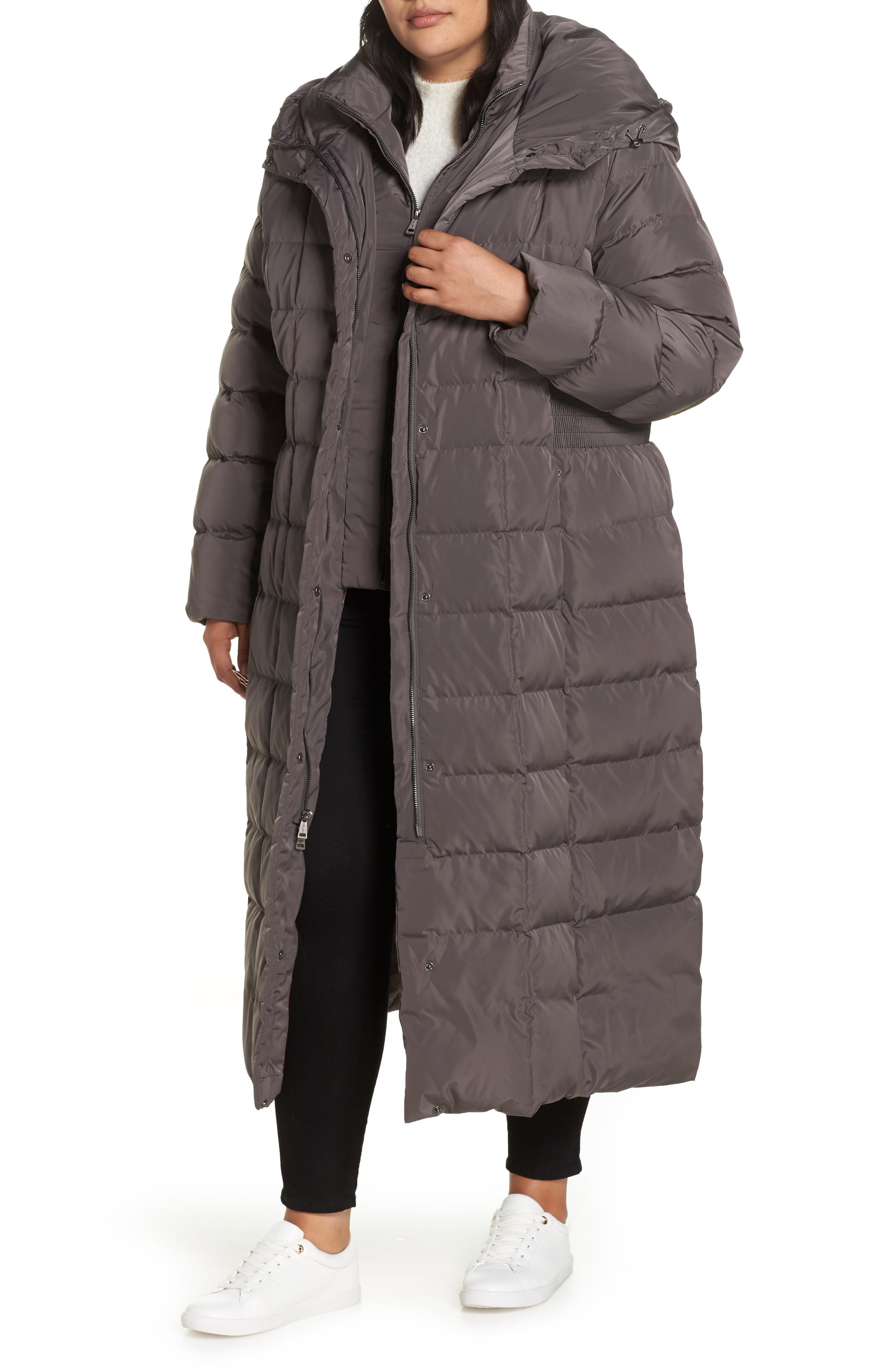 ,                             Quilted Coat with Inner Bib,                             Alternate thumbnail 11, color,                             024