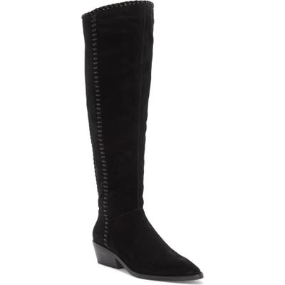 1.state Sage Over The Knee Boot- Black