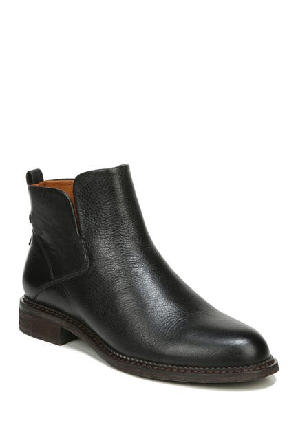 Image of Franco Sarto Hyla Leather Ankle Boot
