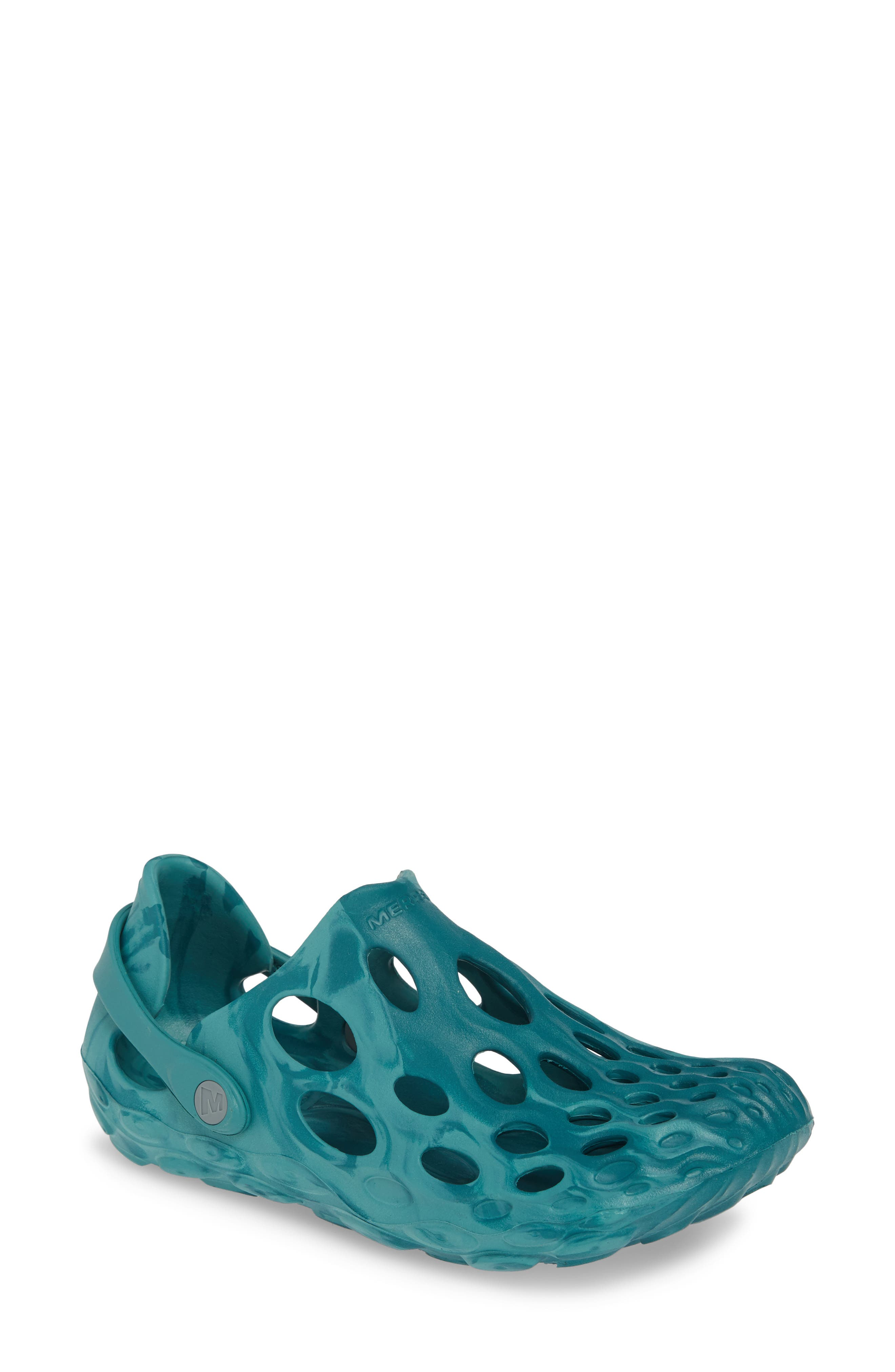 Hydro Moc Water Friendly Clog, Main, color, SHADED SPRUCE