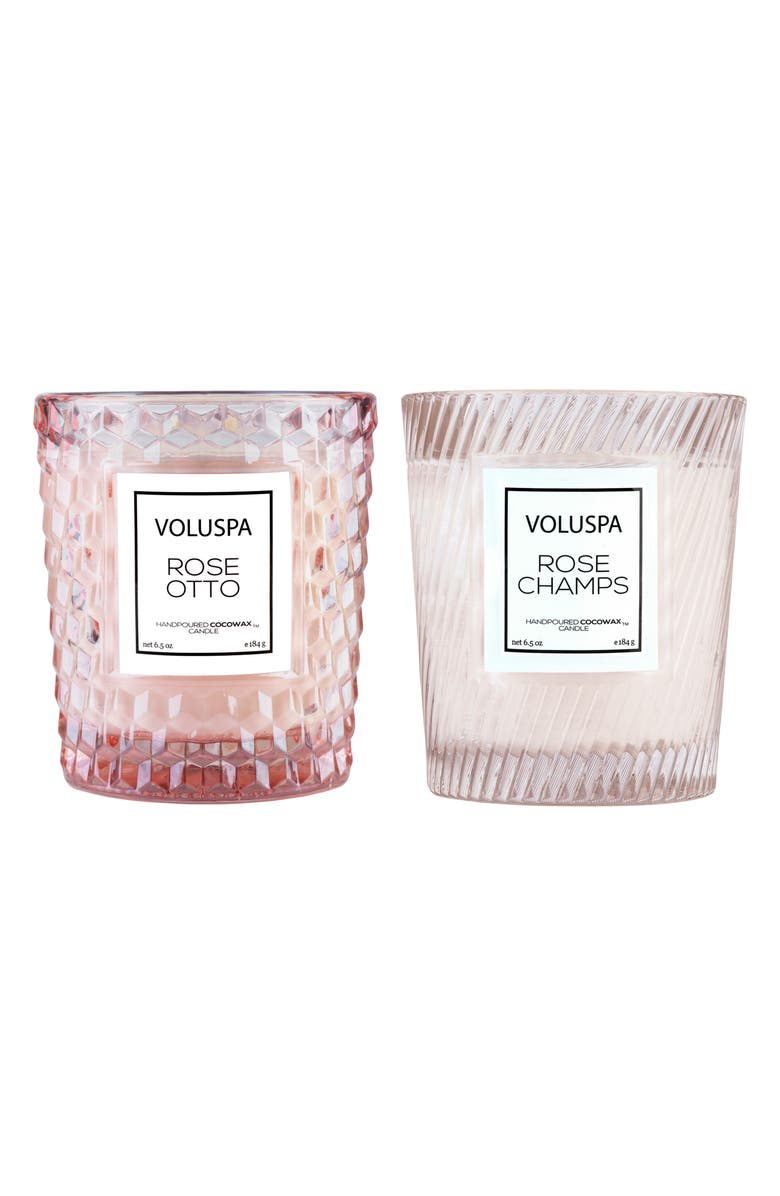 VOLUSPA Classic Candle Duo, Main, color, NO COLOR