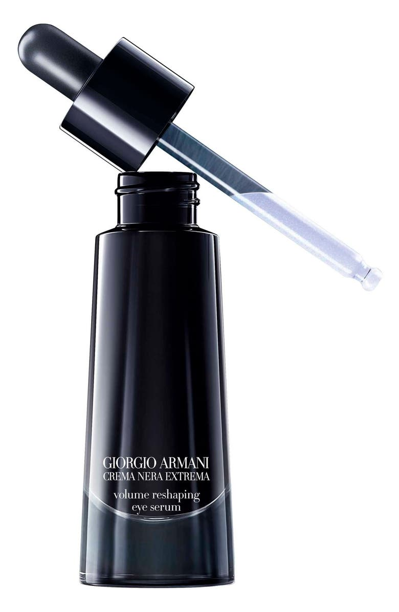 GIORGIO ARMANI Crema Nera Extrema Volume Reshaping Eye Serum, Main, color, NO COLOR