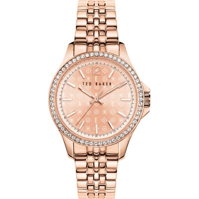Ted Baker London Nicolya Bracelet Watch,