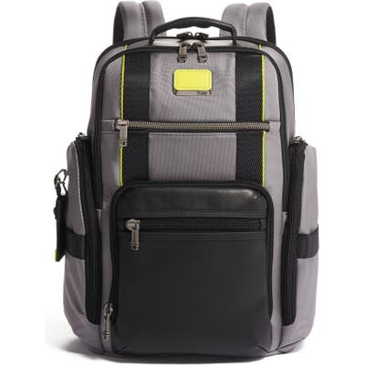 Tumi Alpha Bravo Sheppard Deluxe Backpack - Grey