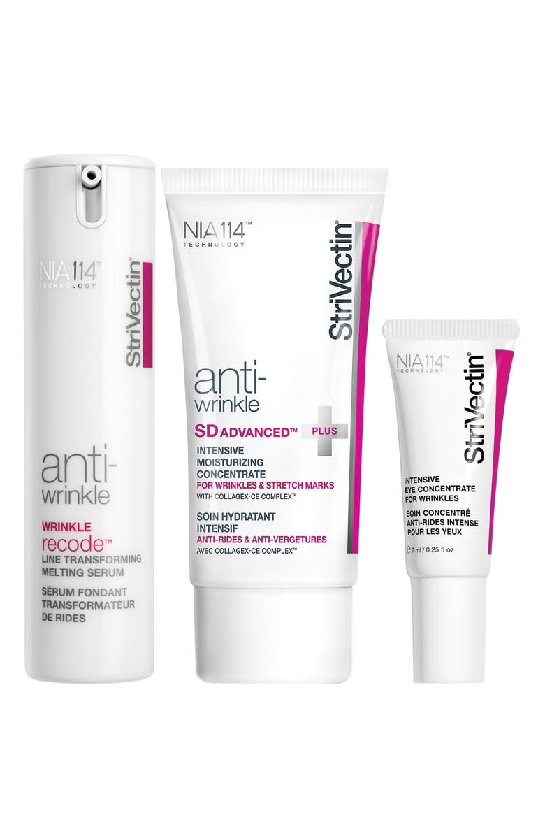 STRIVECTIN<SUP>®</SUP> Power Starters Anti-Wrinkle Trio, Main, color, 000