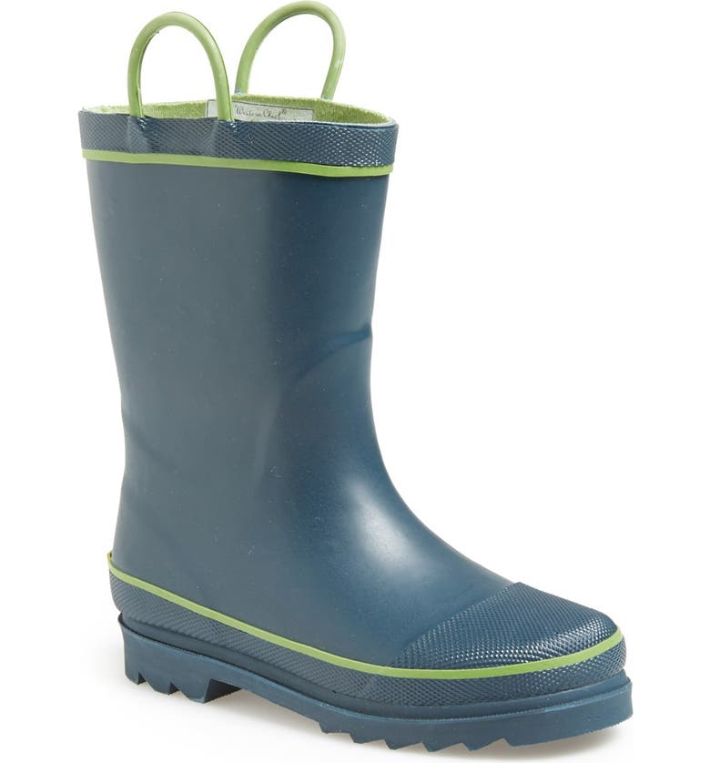 WESTERN CHIEF 'Stansbury' Rain Boot, Main, color, 400