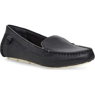Ugg Flores Driving Loafer - Black