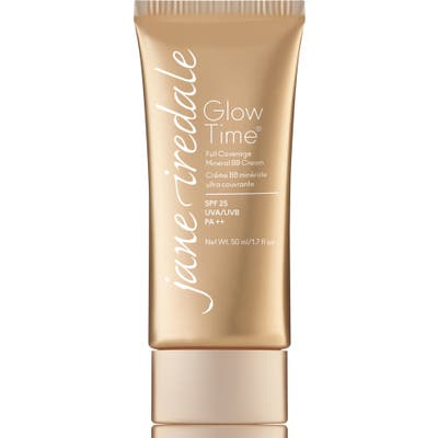 Jane Iredale Glow Time Full Coverage Mineral Bb Cream Broad Spectrum Spf 25 -