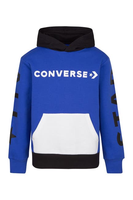 Image of Converse All Star Colorblock Hoodie
