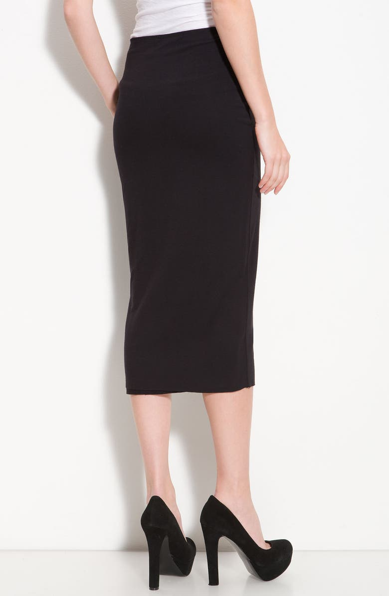 BAILEY 44 Knit Midi Skirt, Main, color, 001