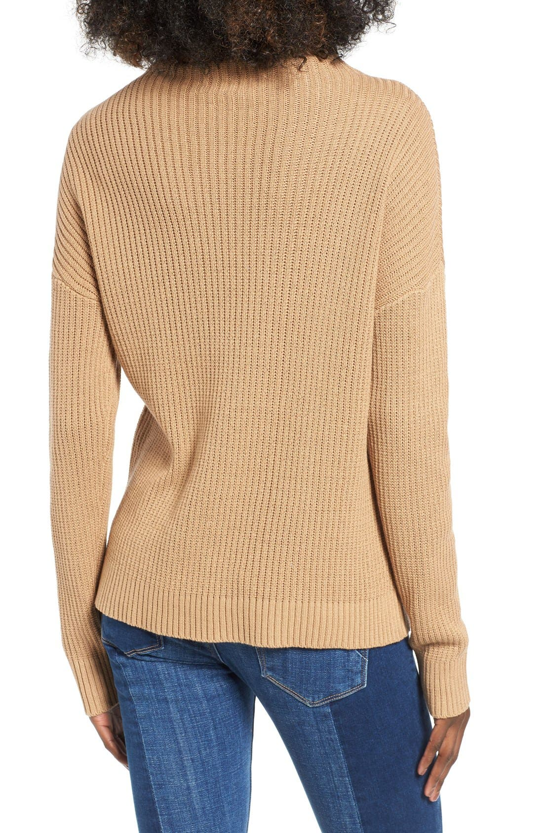 ,                             Mock Neck Sweater,                             Alternate thumbnail 12, color,                             251