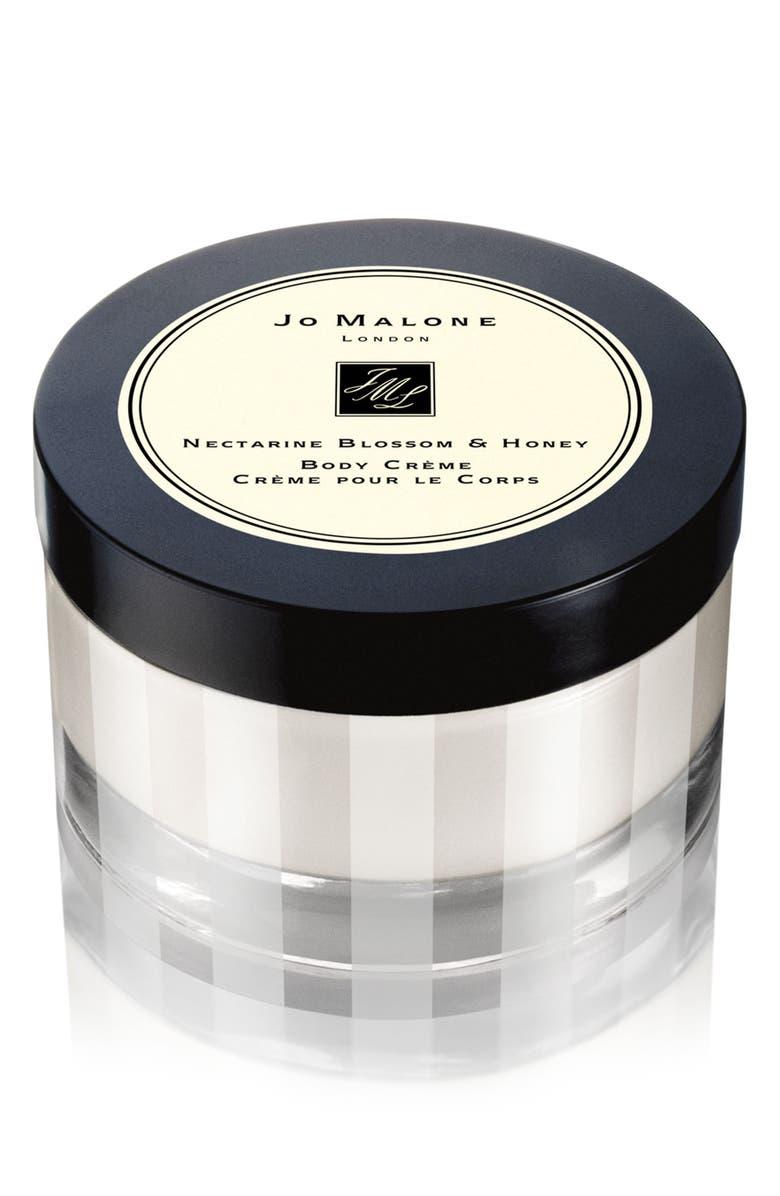 JO MALONE LONDON<SUP>™</SUP> Nectarine Blossom & Honey Body Crème, Main, color, NO COLOR