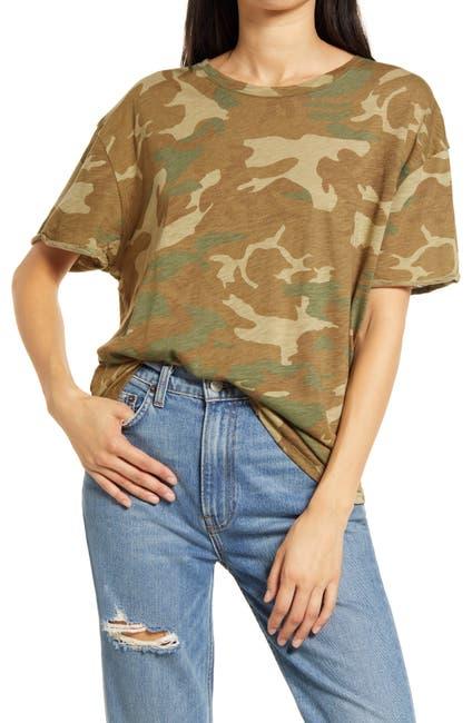 Image of Free People Clarity Slub Dolman T-Shirt