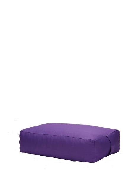 Image of Mindreader Meditation Square Pillow/Cushion