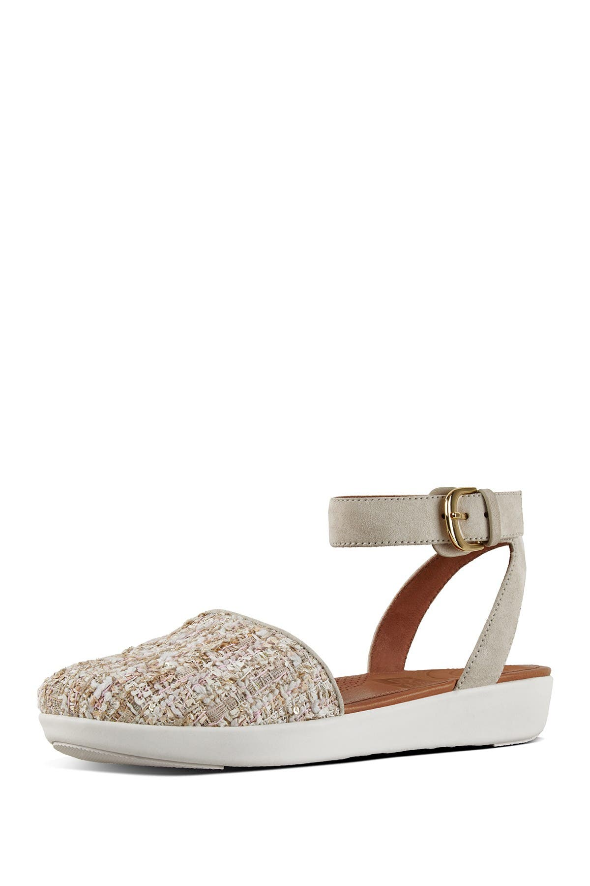 Image of Fitflop Cova Ankle Strap Sandal
