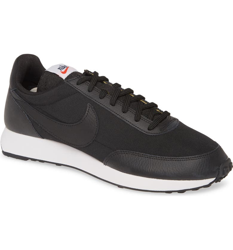 NIKE Air Tailwind '79 SE Sneaker, Main, color, BLACK/ HABANERO RED/ OBSIDIAN