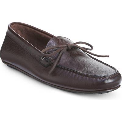 Allen Edmonds Super Sport Driving Shoe EEE - Brown