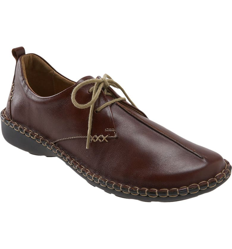 JOSEF SEIBEL 'Lindsay' Flat, Main, color, BRANDY