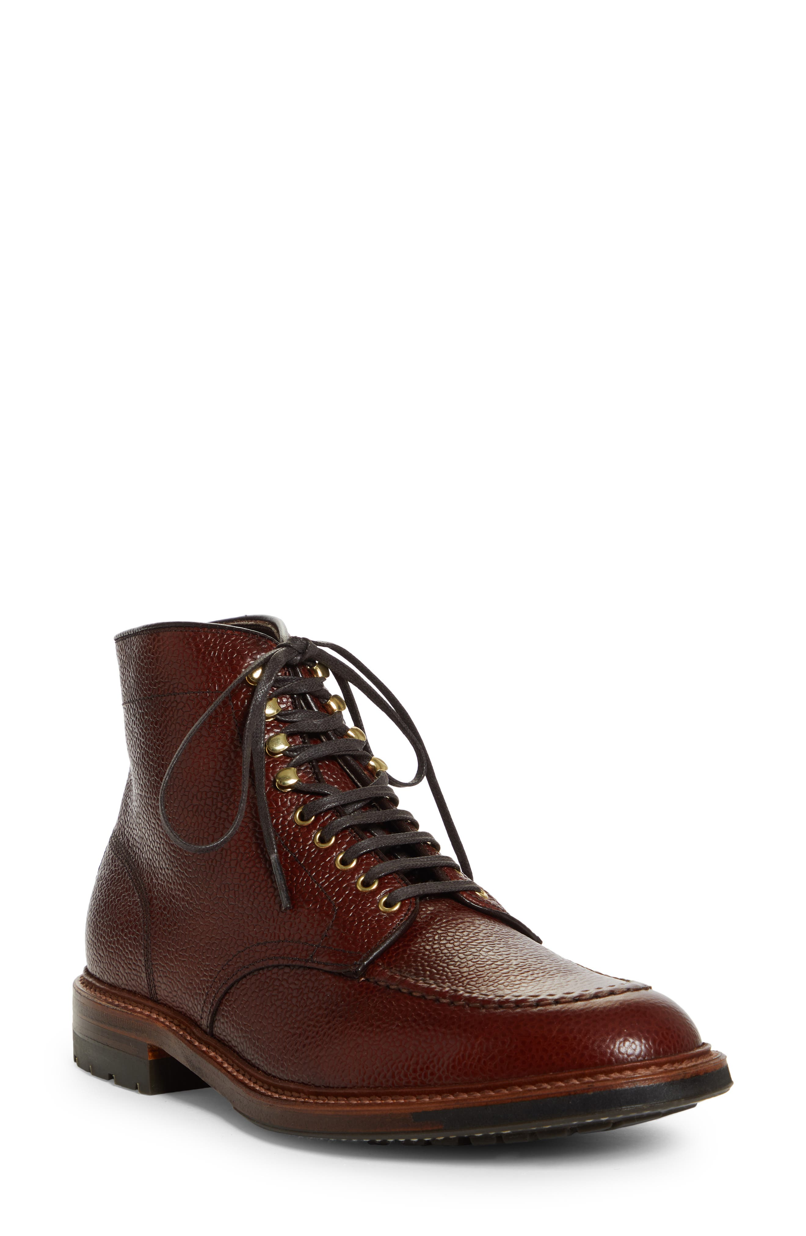 Alden Moc Toe Blucher Boot