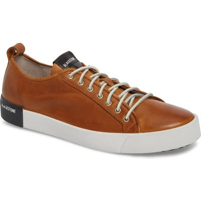 Blackstone Pm66 Low Top Sneaker, Brown