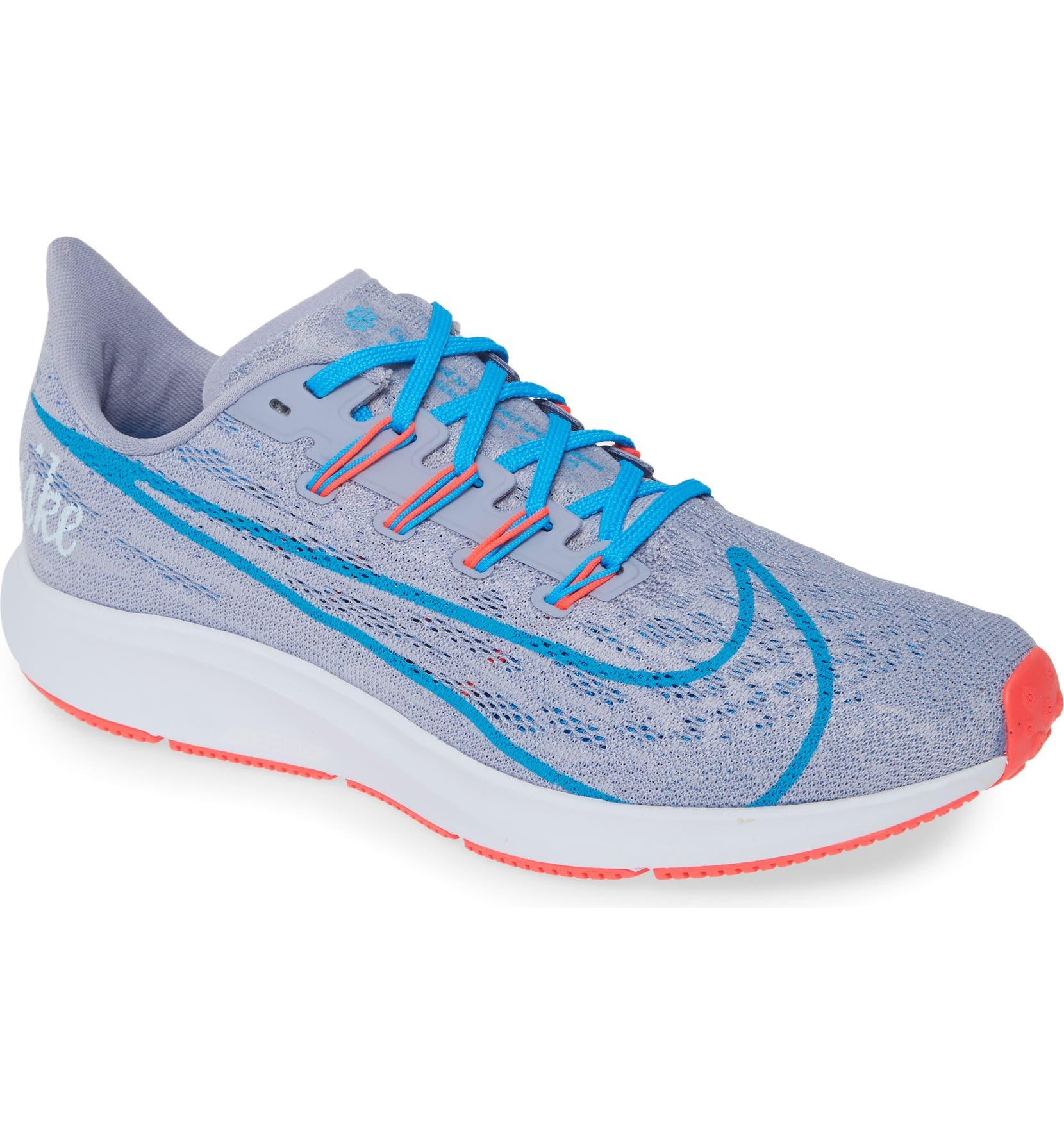 NIKE Air Zoom Pegasus Disrupt Running Shoe, Main, color, INDIGO HAZE/ BLUE HERO