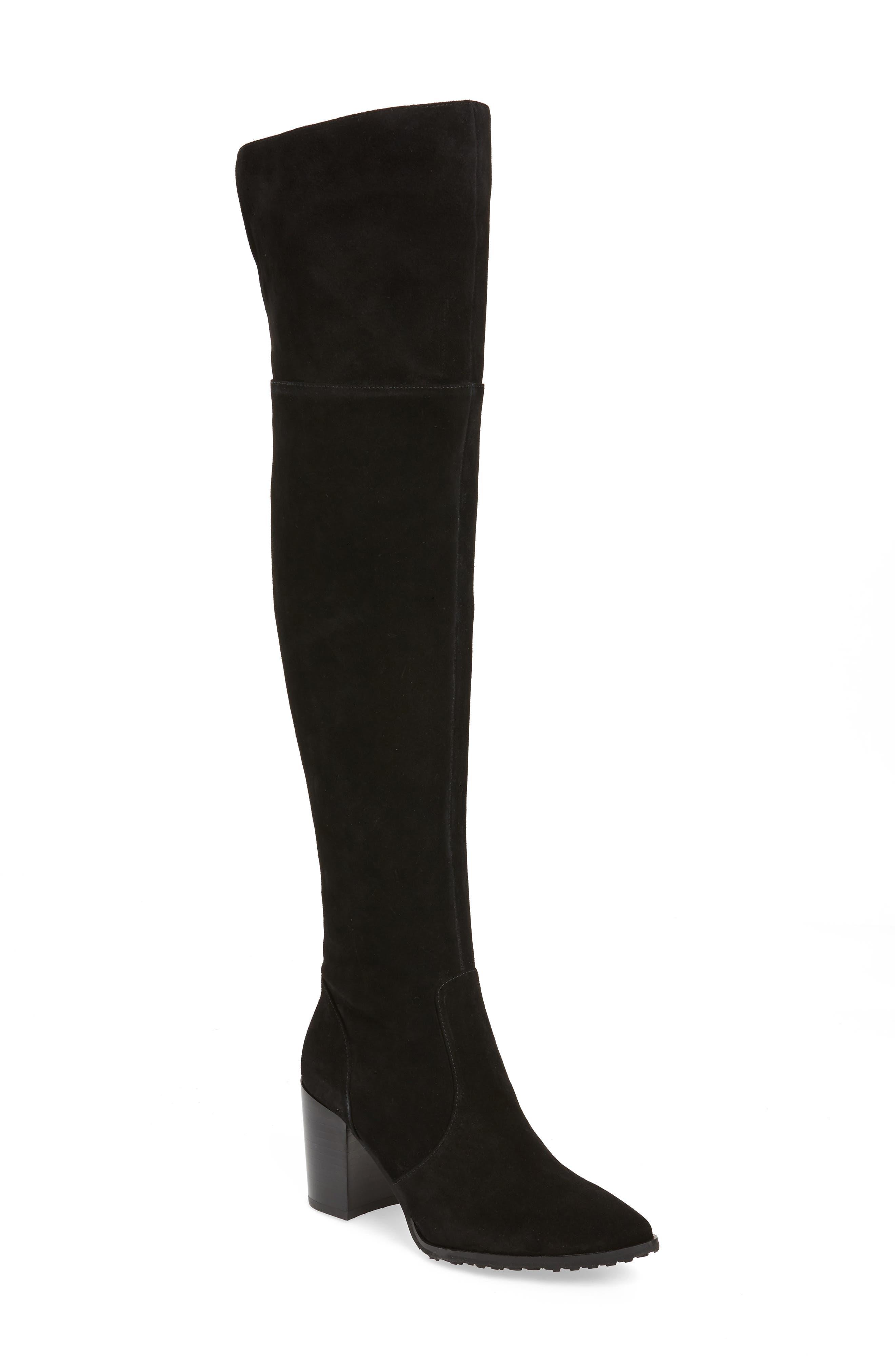 Blondo Tatum Waterproof Over the Knee Boot (Women)