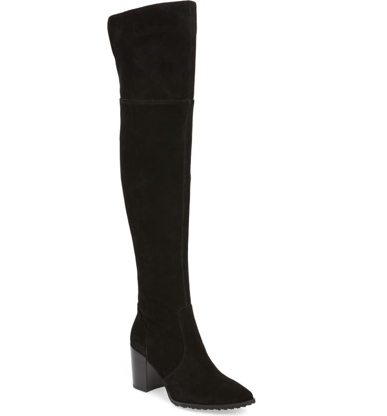 BLONDO Tatum Waterproof Over the Knee Boot, Main, color, 006