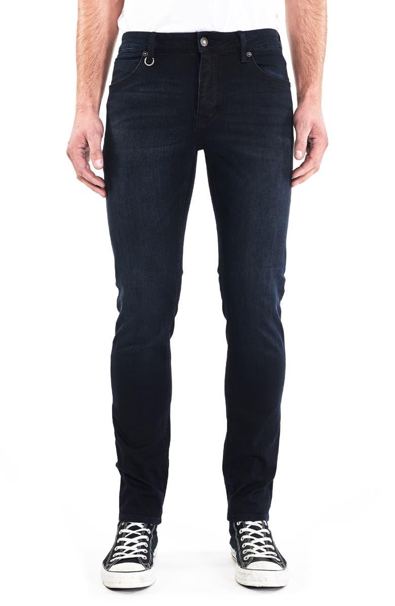 NEUW Iggy Skinny Fit Jeans, Main, color, POLAR