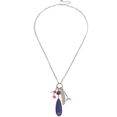 Nakamol Design Charm Pendant Necklace