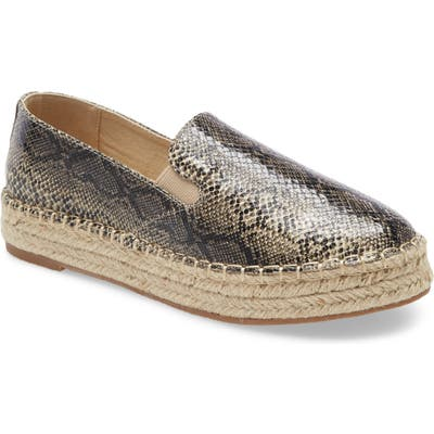 Coconuts By Matisse Peaches Slip-On Espadrille, Beige