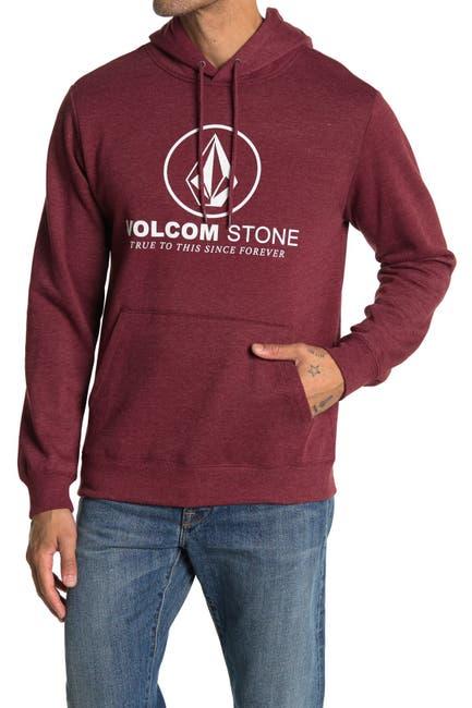 Image of Volcom Round One 3 Pullover Fleece Hoodie