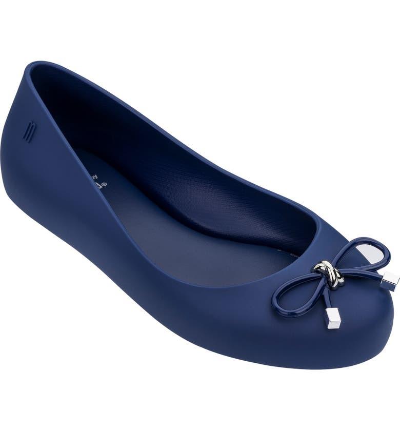 MEL BY MELISSA Sweet Love IV Ballet Flat, Main, color, BLUE